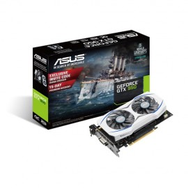 VGA ASUS GTX950-OC-2GD5 - GEFORCE GTX 950