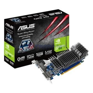 VGA ASUS GT610-SL-1GD3-L - GEFORCE GT610 - 64BITS